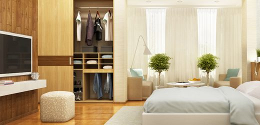 Different types of room cupboards